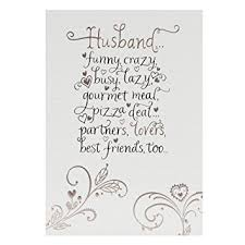 card for husband hallmark anniversary card for husband so glad i married you