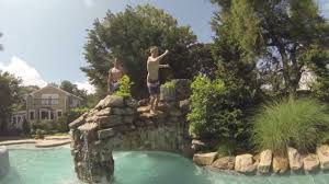 Awesome Backyard Pools by Gopro Hd Hero 3 Starting Off Summer Awesome Backyard Pool Hd