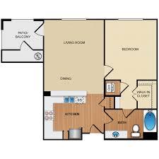 4 Bedroom Apartments Las Vegas by 1 Bedroom Apartments In Las Vegas Loreto Apartments Floor Plans