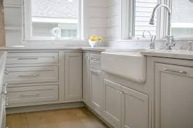 kitchen sink cabinet with dishwasher lake house kitchen cabinetry farmhouse apron front sink