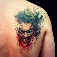joker tattoo redemption code happy feet voeten film theater en muziek pinterest films