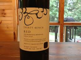 wine of the week thirty bench 2010 pinot noir girls of t o