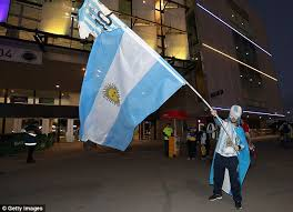 black friday argentina 2017 brazil and argentina friendly attracts over 95 000 fans daily