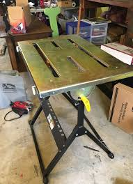 Table Saw Harbor Freight Harbor Freight Chicago Electric Welding Or Work Table Tools