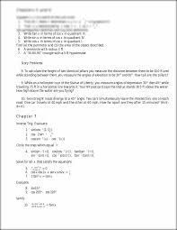 Sin Cos Tan Worksheet 3 Write Tan X In Terms Of Cos X In Quadrant Iii 4 Write Sin X In