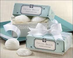 baby shower soap favors 10sets lot wedding favors gifts scented soap sea shell shape