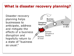 an introduction to disaster recovery planning