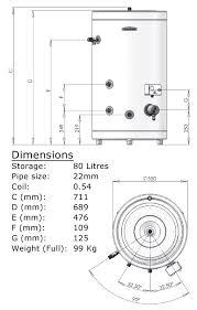 ariston 3826507 80 litre aquabravo iti 80 high efficiency
