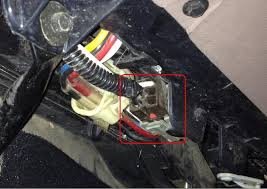 factory trailer wiring harness ford truck enthusiasts forums