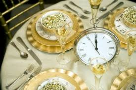 New Year Decorations To Make by Table Decorations New Year U2013 Examples Of Charts And Ideas To Make