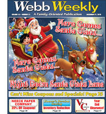 lexus of woodland hills service coupons webb weekly december 21 2016 by webb weekly issuu