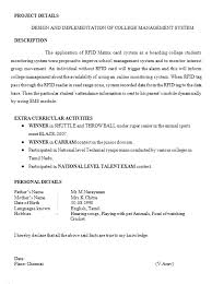 ideas collection engineering student resume sample with resume