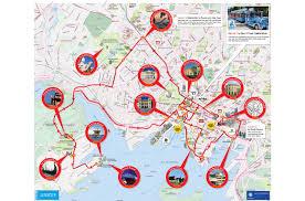 Map A Trip Oslo Hop On Hop Off Tour Online Buchen