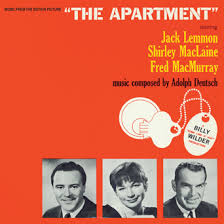 the apartment adolph deutsch s soundtrack for billy wilder s the apartment