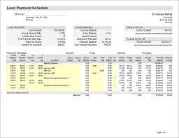 Loan Amortization Schedule Excel Template Best 25 Amortization Schedule Ideas On Budget