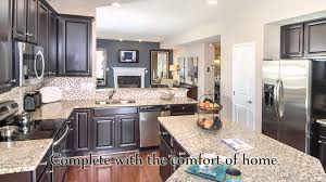 100 ryan homes rome model floor plan the family room and