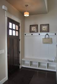 Entryway Idea Mud Room Coat Rack And Bench Coats Doors And Spaces