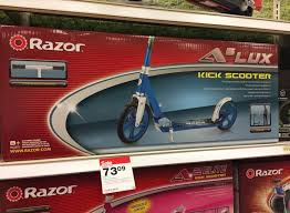 target black friday scooter razor 3 wheel scooter only 18 89 at target the krazy coupon lady