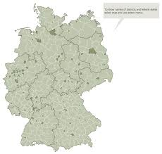 Maps Of Germany by Map Of Germany