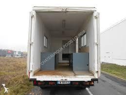 mobil home bureau semi remorque fourgon occasion samro mobile home bureau de