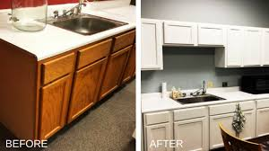 can wood cabinets be painted white cabinet painting upgrade for local doctor s office white