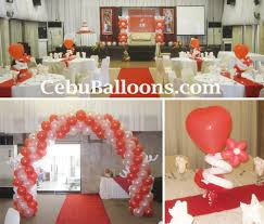 Theme Decoration by Debut 18th Birthday Cebu Balloons And Party Supplies