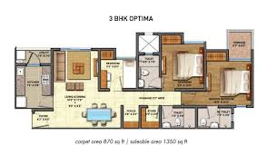 3 bhk apartment floor plan lodha palava city lakeshore greens 1 2 and 3 bhk flats in
