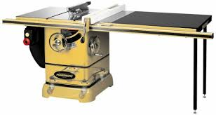 powermatic 10 inch table saw 5 hp table saw mscdirect com