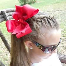 large hair bows large hair bows macie s custom bows