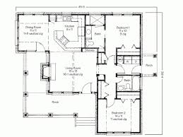 small house floor plans with porches