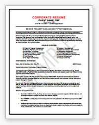 Program Manager Resume Examples by Military Resume Samples