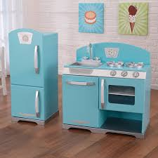 kidkrat 2 piece retro kitchen u0026 refrigeratorf