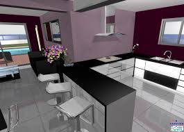 photo de cuisine ouverte sur sejour photo de cuisine ouverte sur sejour seo04 moderne exemple cuisine