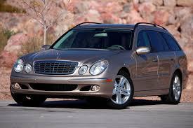 2004 mercedes station wagon 2005 mercedes e500 4matic wagon test drive viva las vegas