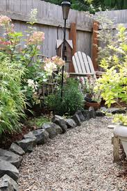 ideas gravel patio gravel for patio base pea gravel stabilizer