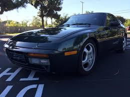 1987 porsche 944 turbo nile green ca rennlist porsche