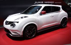 juke nismo lowered the nissan juke nismo will make it to production complex
