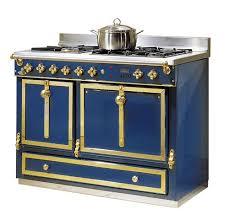 cuisinière piano de cuisson godin mixte l exquise 032435 saphir