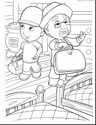 handy manny coloring pages remarkable brmcdigitaldownloads