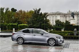 lexus zaragoza ocasion gs 300h el nuevo híbrido de lexus para competir con los diesel