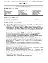 business analyst resume examples 12 sample resume for business