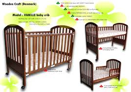 Baby Crib To Bed Baby Cots Vanille Convertible Baby Crib Cot Bed Newborn To