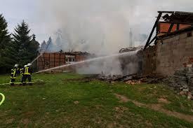 Das Wetter In Bad Oeynhausen Feuer Auf Bauernhof In Eisbergen Radio Westfalica