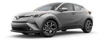 2018 toyota c hr color outside the lines