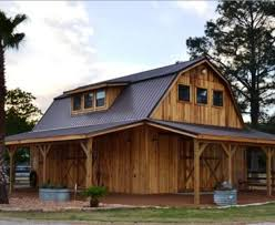 Gambrel Roof Barn 4115 Best Pole Barn House Plans Images On Pinterest Pole Barns