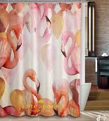 Flamingo Shower Curtains Shop Shower Curtain Cheap Price With Best Quality