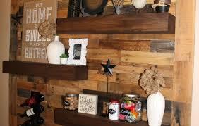 shelving enjoyable wood wall mounted component shelves