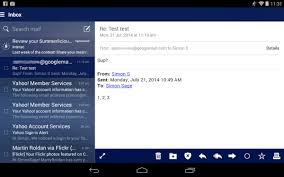 yahoo mail android yahoo mail review android central