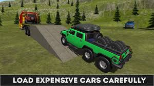 heavy truck trailer 4x4 cargo android apps google play