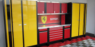 what is the best paint for metal cabinets garage strategies hayley metal cabinets garage cabinets
